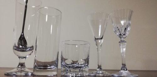 カクテルグラス各種